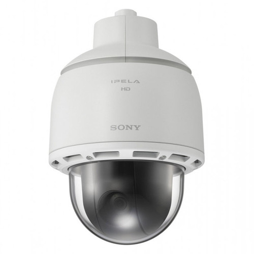 Sony 1080p Outdoor Network Dome Camera