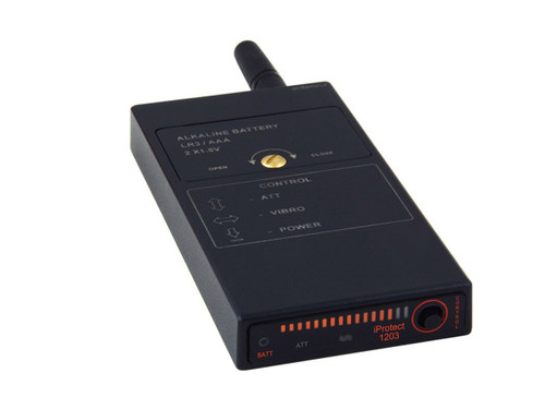RF Wireless Signal Detector by iProtect