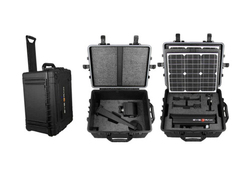 Eye Trax Ruggedized Storage Case