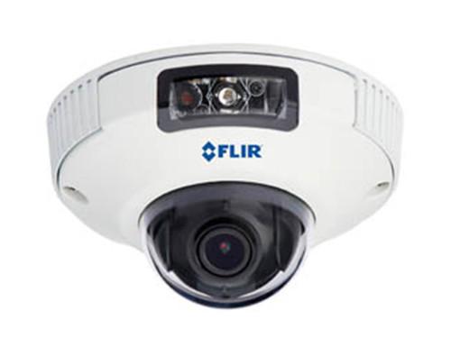 FLIR DND13TL2 HD IR Mini-Dome Style IP Camera