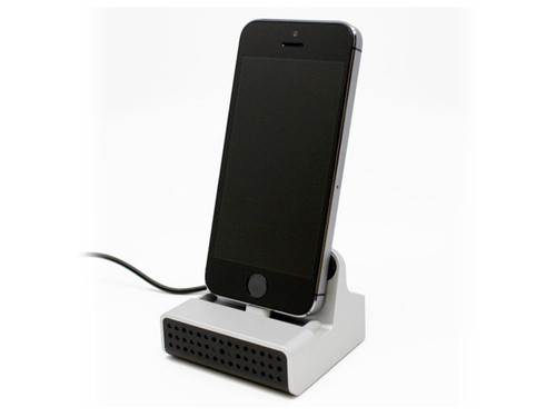 LawMate iPhone Charging Dock WiFi Hidden Camera