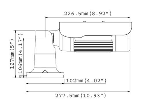 GeoVision GV-BL2500 IR Bullet IP Camera