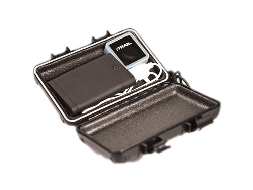 iTrail GPS Logger with Extended Battery & Waterproof Case