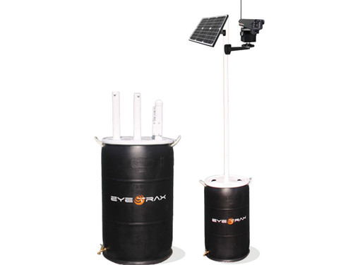 Eye Trax Barrel Mounting Pole System