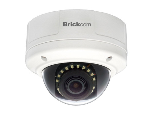 Brickcom Vandal Proof Network Dome Camera