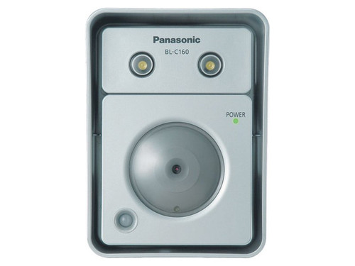 Panasonic BL-C160A Square Style LED Network Camera