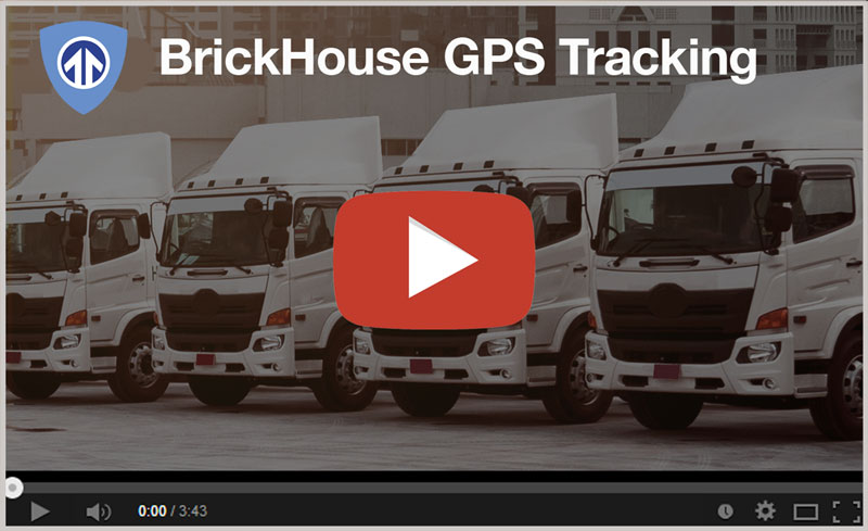 BrickHouse GPS Tracking Video