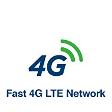 Fast 4G LTE Network