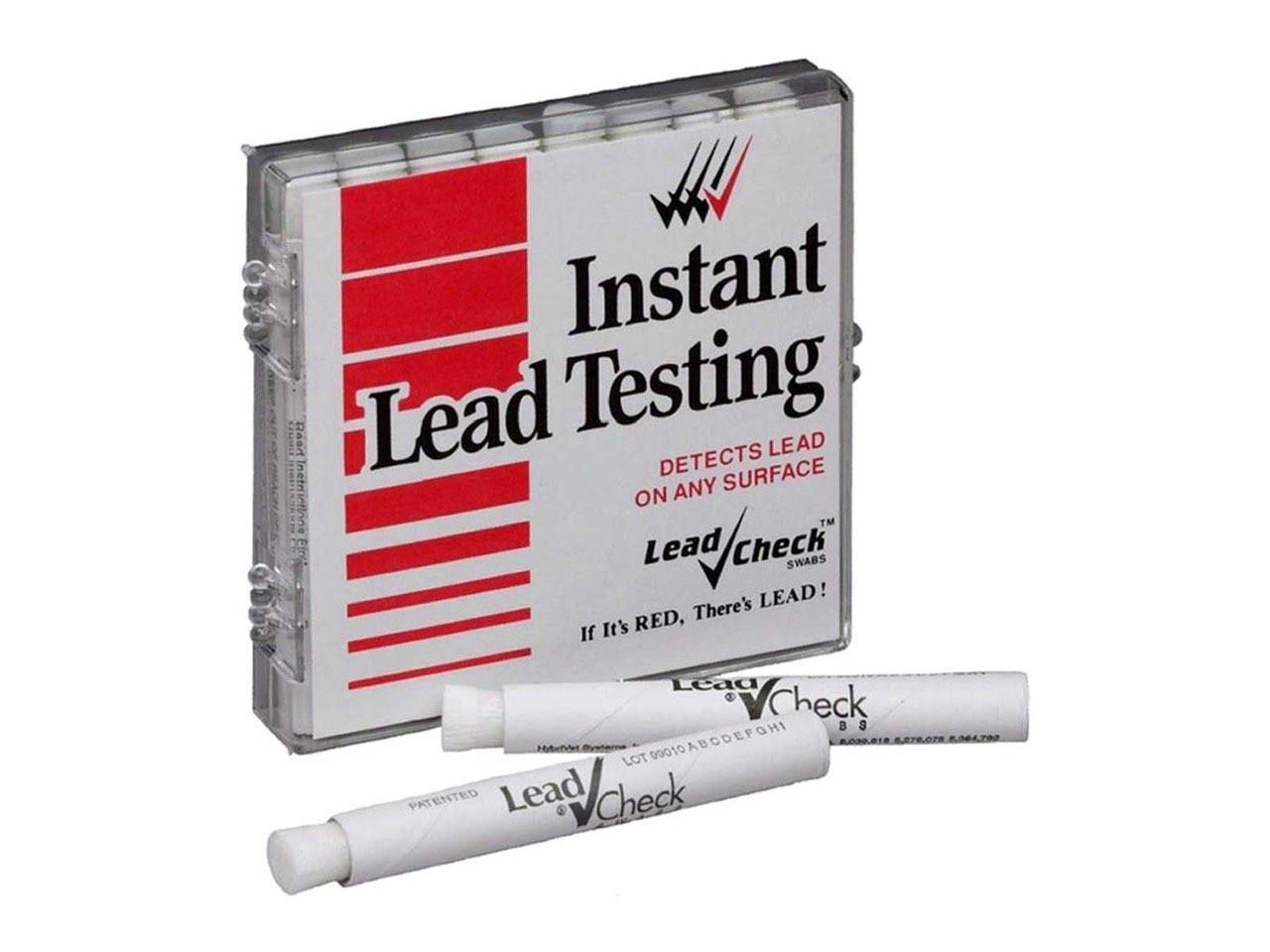 Lead Test Kits
