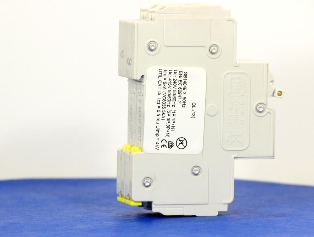 QLD29KM09 (2 Pole, 9A, 120/240VAC; 240VAC, UL Listed (UL 489))