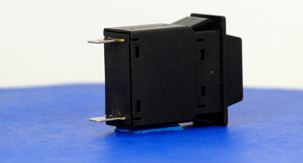BDBH0158 (1 Pole, 12A, 120VAC, Quick Connect, Series Trip, UL Recognized (UL 1077))