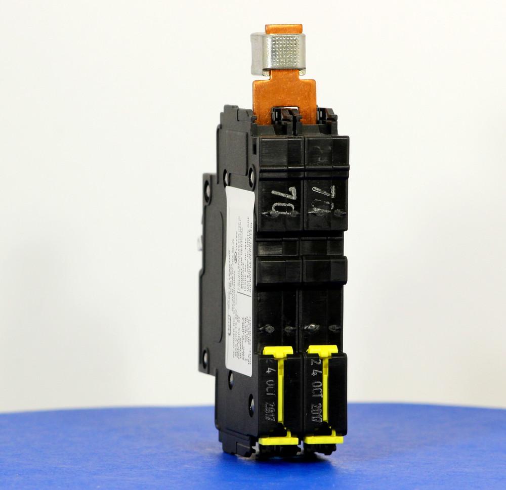 QY28U2070B0ZL (2 Pole, 70A, 80VDC, UL Listed (UL 489))