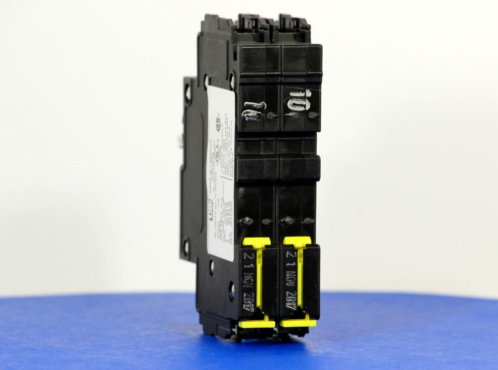 QL28KM10 (2 Pole, 10A, 120/240VAC; 240VAC, UL Listed (UL 489))