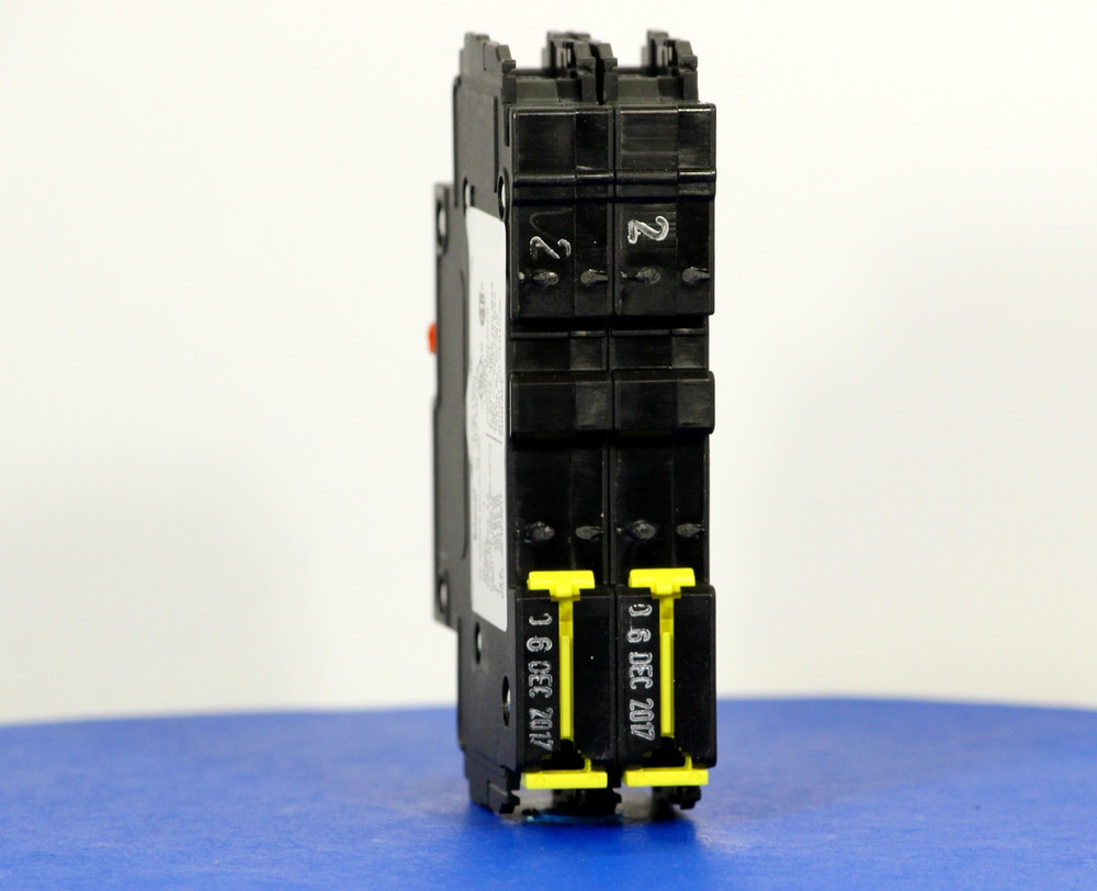 QL28102 (2 Pole, 2A, 120/240VAC; 240VAC, UL Listed (UL 489))