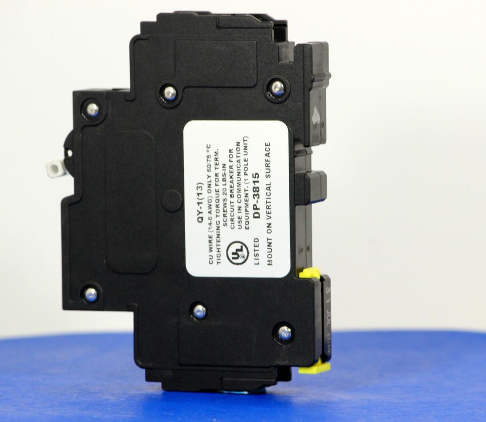 QY18OP04B0 (1 Pole, 4A, 80VDC, UL Listed (UL 489))