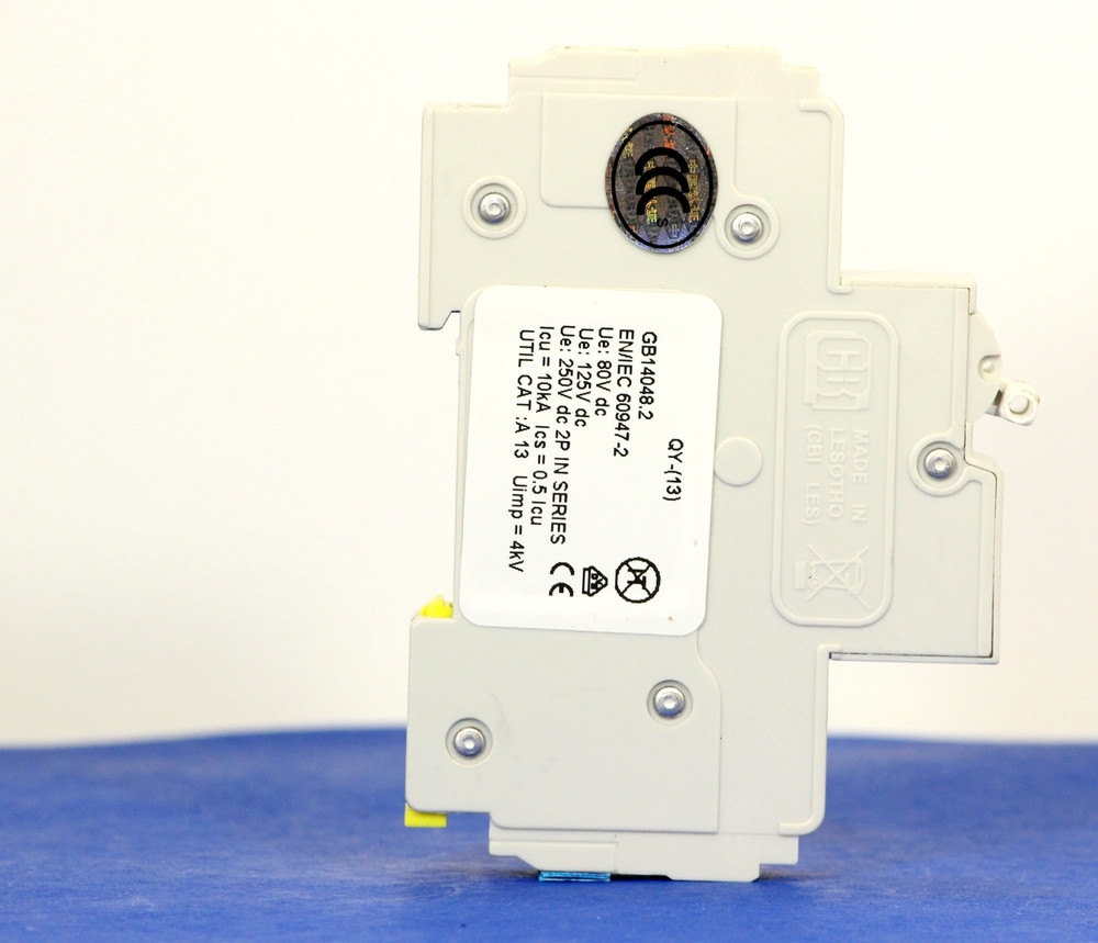 QYD18U232B0 (1 Pole, 32A, 80VDC, UL Listed (UL 489))