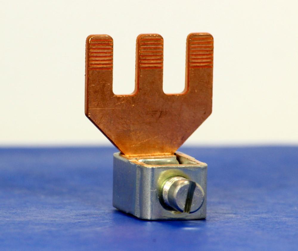 3191000 (3 Pole Copper Bridge, 95 mm²box term, (WG 3/0))