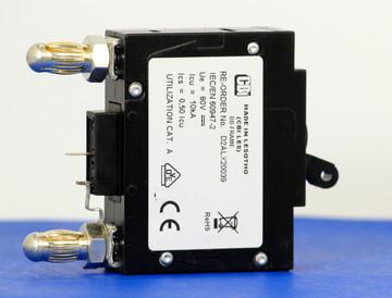 D2ALX20039 (1 Pole, 5A, 80VDC, Plug-In Terminals, Series Mid-Trip w/alarm, UL Listed (UL 489))