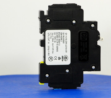 QY18U205B1 (1 Pole, 5A, 125VDC, UL Listed (UL 489))