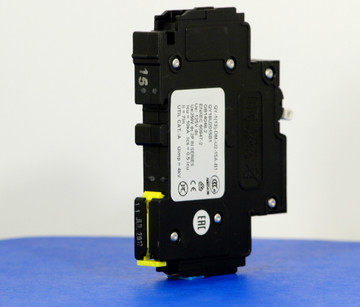QY18U215B1 (1 Pole, 15A, 125VDC, UL Listed (UL 489))