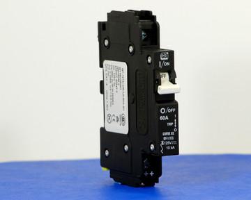 QY18U260B1 (1 Pole, 60A, 125VDC, UL Listed (UL 489))
