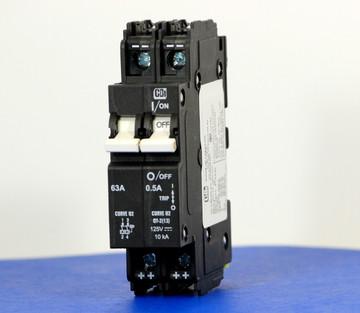 QY29U263B1 (2 Pole, 63A, 125VDC, UL Listed (UL 489))