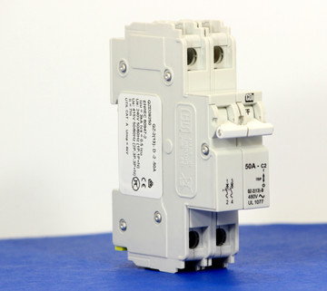 QZD28250 (2 Pole, 50A, 277/480VAC, UL Recognized (UL 1077))