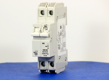 QLD28KM04 (2 Pole, 4A, 120/240VAC; 240VAC, UL Listed (UL 489))