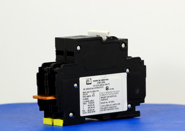 QY29U215T3 (2 Pole, 15A, 250VDC, UL Listed (UL 489))