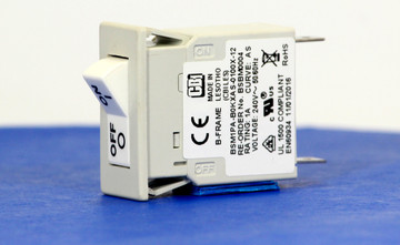 BSBM0004 (1 Pole, 1A, 240VAC, Quick Connect, Series Trip, UL Recognized (UL 1077))