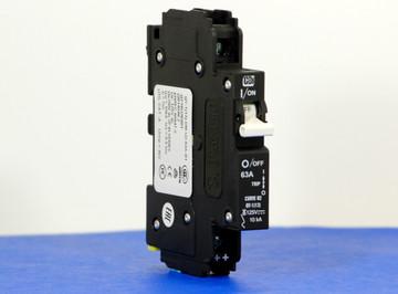 QY18U263B1 (1 Pole, 63A, 125VDC, UL Listed (UL 489))