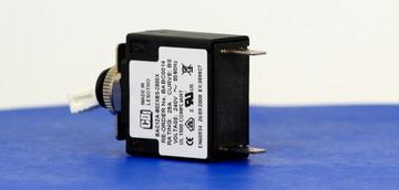BABC0014 (1 Pole, 25A, 120VAC, Quick Connect, Series Trip, UL Recognized (UL 1077))