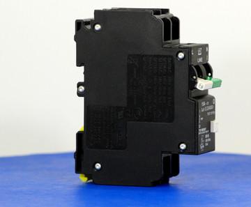 QF17A15 (1 Pole + Neutral, 15A, 240VAC, UL 1053, GFI/ Earth Leakage)