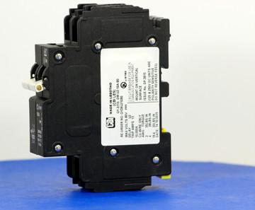 QY28U210B0 (2 Pole, 10A, 80VDC, UL Listed (UL 489))