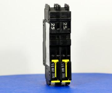 QY28U225B0 (2 Pole, 25A, 80VDC, UL Listed (UL 489))