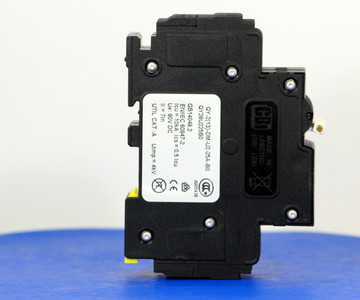 QY28U225B0 (2 Pole, 25A, 80VDC, UL Listed (UL 489))
