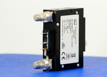D2ALX20346 (1 Pole, 30A, 80VDC, Plug-In Terminals, Series Mid-Trip w/alarm, UL Listed (UL 489))