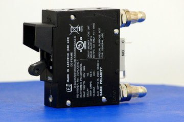 D2ALX20237 (1 Pole, 50A, 80VDC, Plug-In Terminals, Series Mid-Trip w/alarm, UL Listed (UL 489))