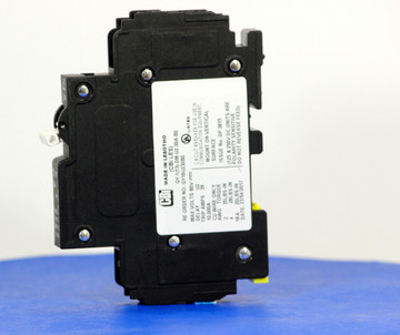 QY18U230B0 (1 Pole, 30A, 80VDC, UL Listed (UL 489))