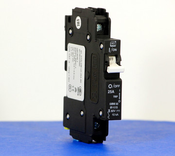 QY18U225B0 (1 Pole, 25A, 80VDC, UL Listed (UL 489))