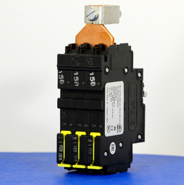 QY38U2150B0ZL (3 Pole, 150A, 80VDC, UL Listed (UL 489))