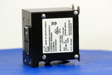 CBSBXQ0003 (2 Pole, 15A, 120/240VAC, Quick Connect Terminal, Series Trip, UL Listed (UL 489))