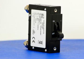 D2ABXA0491 (1 Pole, 30A, 120/240VAC, Stud Terminal, Series Trip, UL Listed (UL 489))