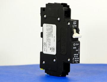 QL18KM25 (1 Pole, 25A, 120VAC; 240VAC, UL Listed (UL 489))