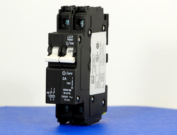 QL28KM02 (2 Pole, 2A, 120/240VAC; 240VAC, UL Listed (UL 489))