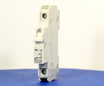 QZD18206 (1 Pole, 6A, 277VAC, UL Recognized (UL 1077))