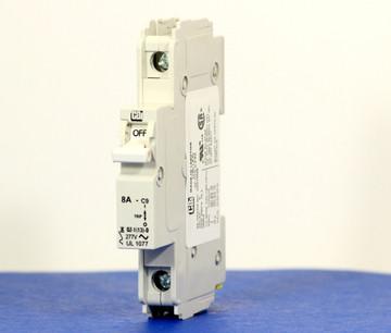 QZD19908 (1 Pole, 8A, 277VAC, UL Recognized (UL 1077))