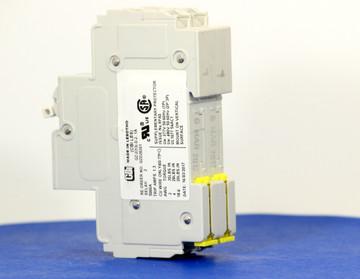 QZD28201 (2 Pole, 1A, 277/480VAC, UL Recognized (UL 1077))