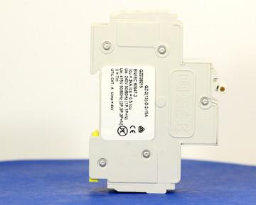 QZD28215 (2 Pole, 15A, 277/480VAC, UL Recognized (UL 1077))
