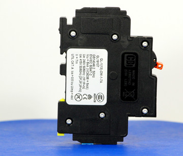 QL19107 (1 Pole, 7A, 120VAC; 240VAC, UL Listed (UL 489))